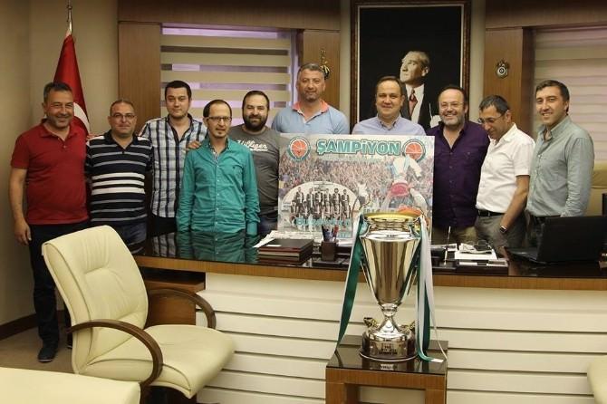 Yeşil Giresun Belediyespor Sponsor Arayışlarını Sürdürüyor