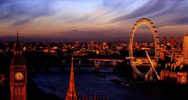 Dünyanın en renkli kenti: Londra