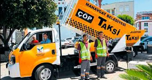 'Çöp Taksi'ler için yargıya gidecekler