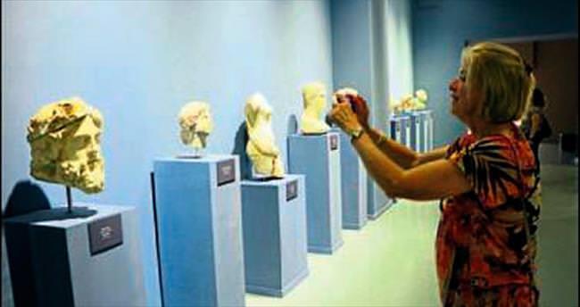 Efes Müzesi'ndeki eser sayısı 5 kat arttı