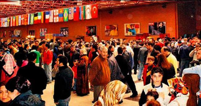 CNR Expo'da bayram bereketi