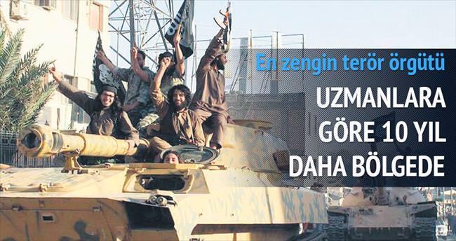 IŞİD 10 yıl daha bölgemizde