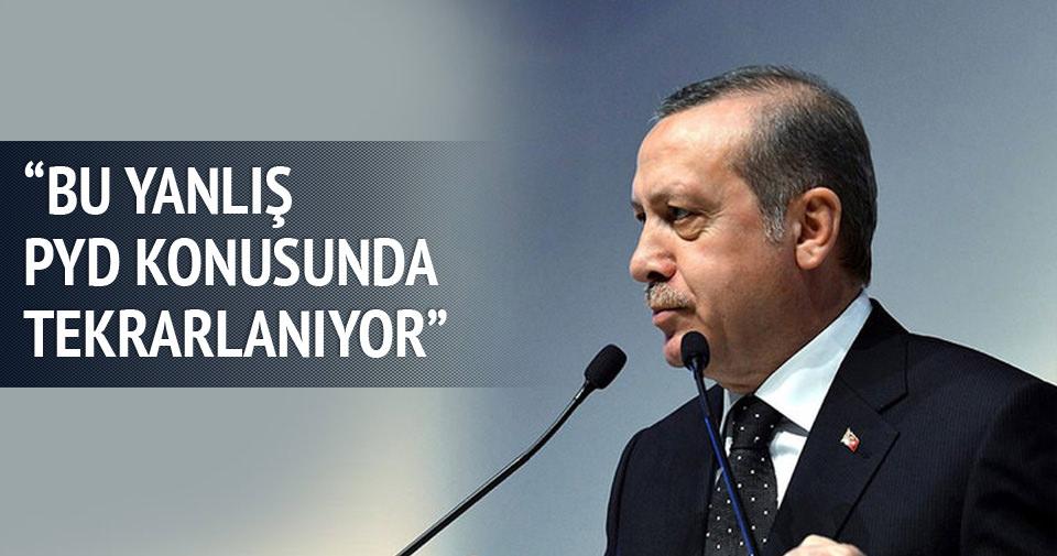 Erdoğan: Batı'nın sicili Mısır'da Suriye'de bozuldu