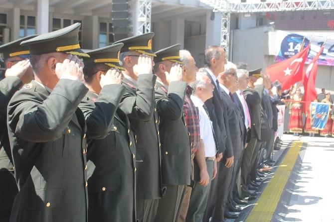 21 Haziran Zonguldak'ın Kurtuluşu Ve Uzunmehmet'i Anma Günü
