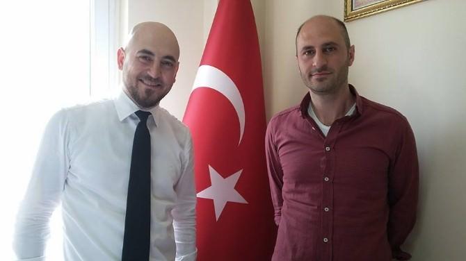 Avukat Erhan Topçu, AK Parti İl Başkanlığına Aday Olduğunu Açıkladı