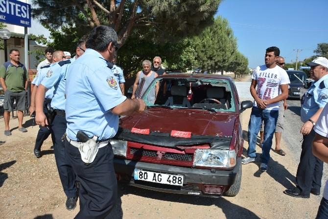 Didim'de Otomobilin Çarptığı Yaşlı Adam Ağır Yaralandı