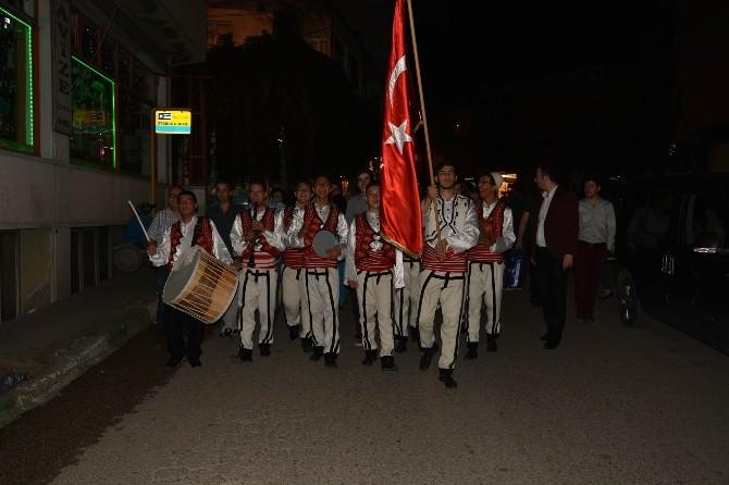 Sahur Eğlencesinde Balkan Esintileri