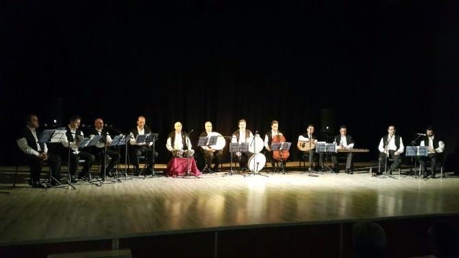 Akşehir Belediyesi'nden Tasavvuf Müziği Konseri