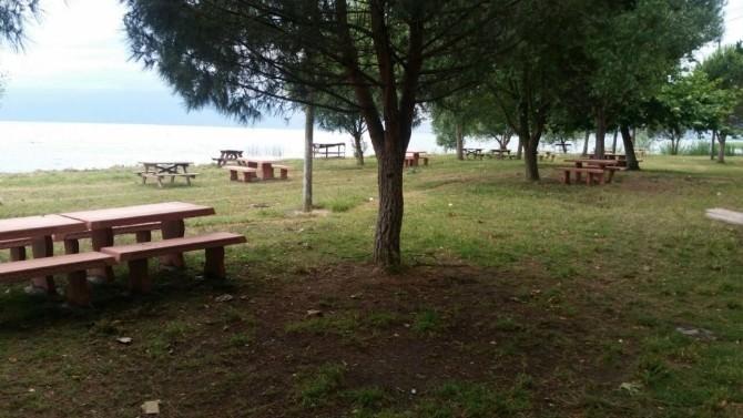 Piknik Alanları Yenileniyor