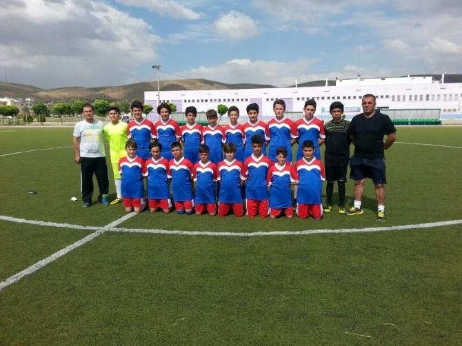 Yozgat Bozokspor U13'de Şampiyon Oldu