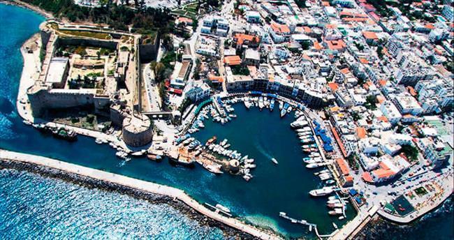 Güneşin, mavinin, yeşilin en yakın rotası: Kıbrıs