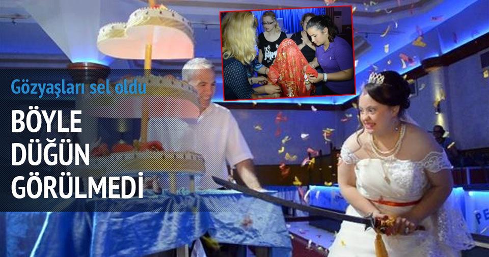 Damatsız düğün