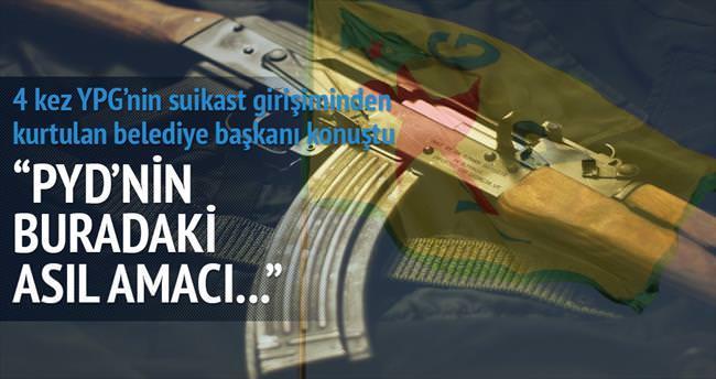 PYD'nin amacı etnik temizlik