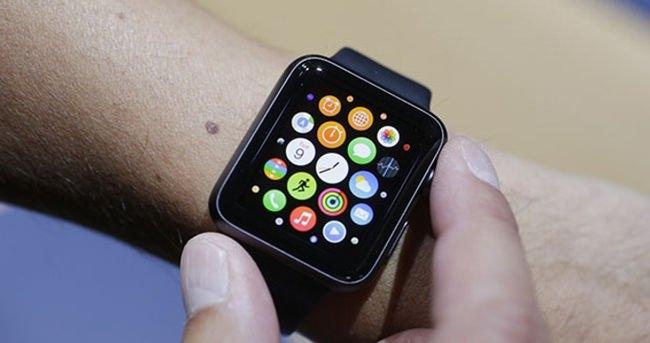 Apple Watch yazılımı güncelleme