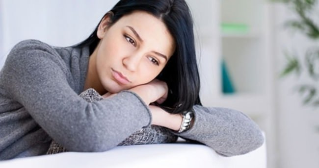 Kadınlar depresyona daha yatkın