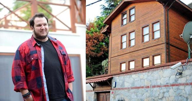Şahan Gökbakar, villasını 4 milyon dolara satışa çıkardı