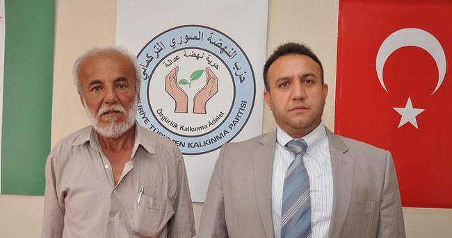 Suriyeli sığınmacılar siyasi parti kurdu