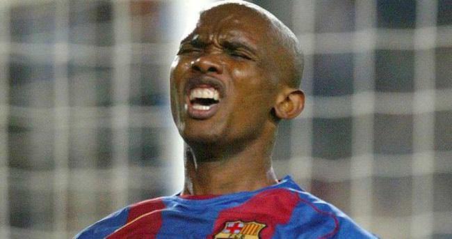 Antalyaspor heyeti Eto'o için Milano'ya gitti