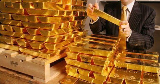 Altının kilogramı 102 bin 600 liraya düştü