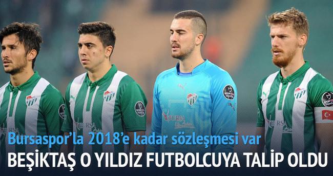 Beşiktaş'tan Serdar Aziz atağı!