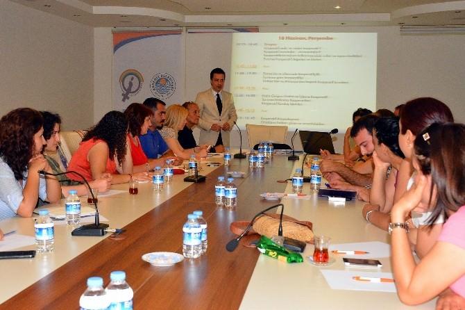 Akdeniz Belediyesi 'Kadın Kooperatifi' Kuracak