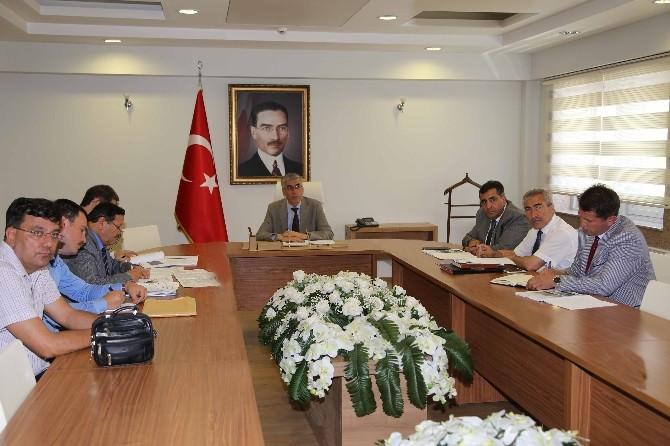 Aksaray'da Kültür Varlıkları Onarım Ve Restorasyonları İçin Çalışma Başlatıldı