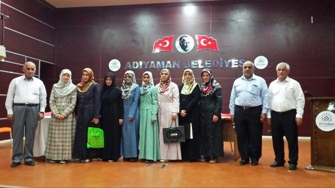 Kur'an-ı Kerim'i Güzel Okuma Bölge Yarışması Yapıldı