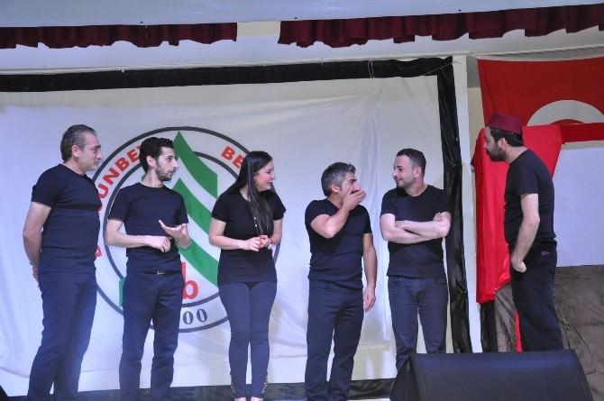Dursunbey'de Ramazan Etkinlikleri 80'ler İle Başladı
