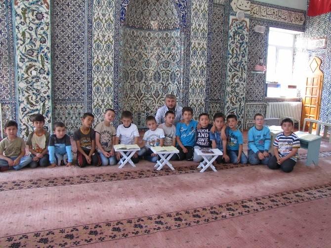 Hisarcık'ta Yaz Kur'an Kursları