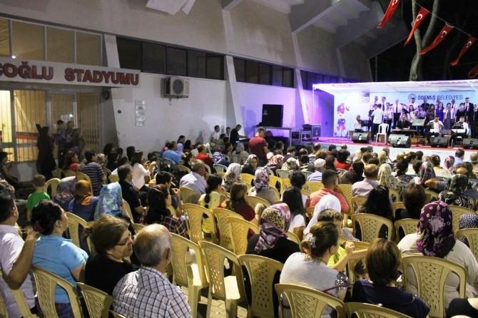 Ödemiş'te Ramazan Akşamları Ramazan Sokağı İle Renkleniyor