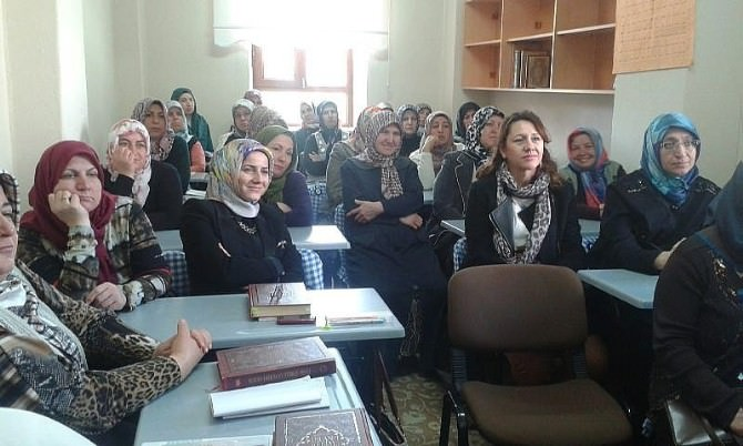 Kadın Sağlığı Ve İslam'da Sağlık Semineri