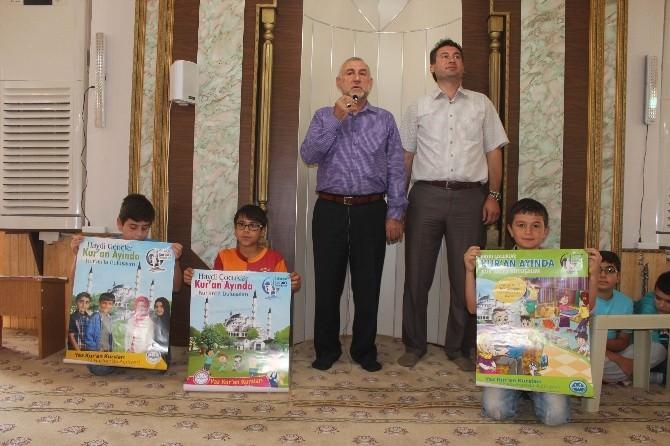 Beyşehir'de Yaz Kur'an Kursları Başladı