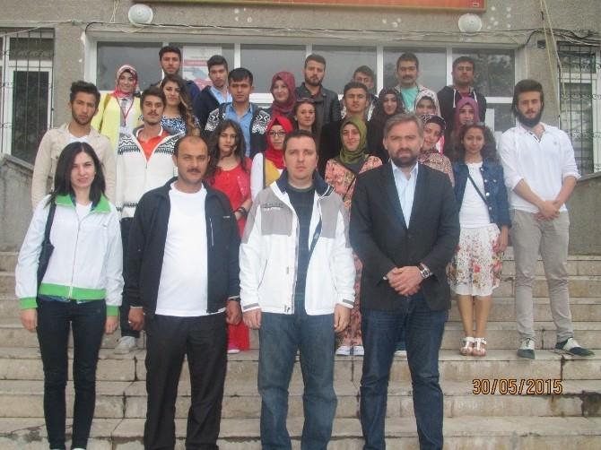 Finali Nevşehir Teknik Gezisi İle Noktaladılar