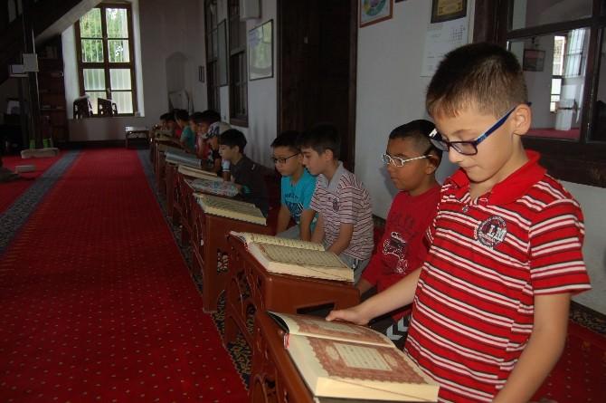 Kuran-ı Kerim Öğrenme Kursları Başladı