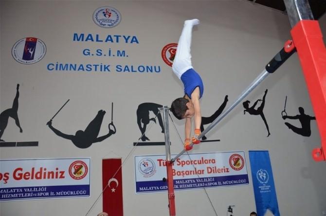 Jimnastik Yarışmaları Sona Erdi