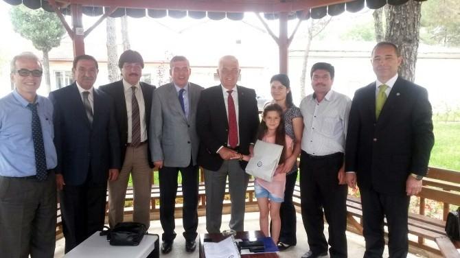 Büyükşehir Sporcusu Milli Takım'la Uluslararası Turnuvada