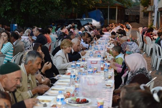 Nilüfer'de Ramazan Geceleri Renkli Geçiyor