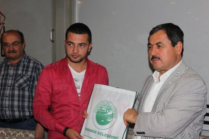 Başkan Eser'den Şampiyon Darendespor'a İftar Yemeği