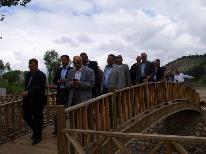 Orman Ve Su İşleri Bakanlığı Müsteşar Yardımcısı Tozman Köyü'nde