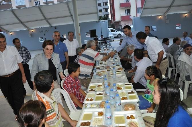 Yüreğir'de Geleneksel Ramazan İftarları