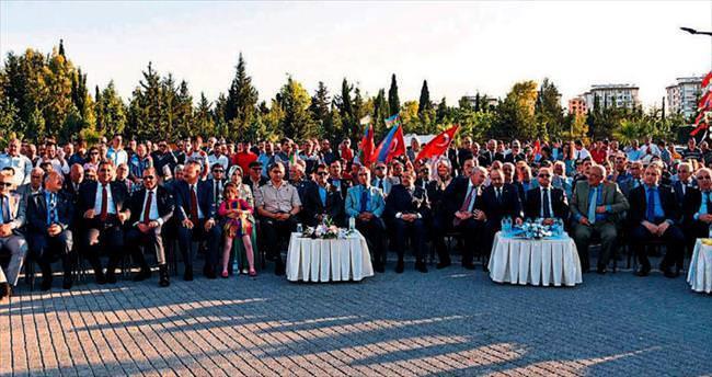Kardeşliğin anısına: Haydar Aliyev Parkı