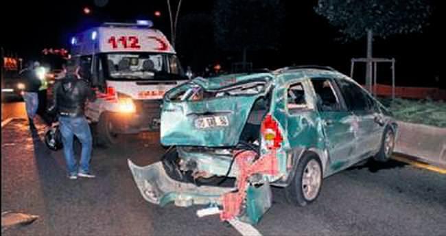 'Makas'ın sonu felaket: 7 yaralı