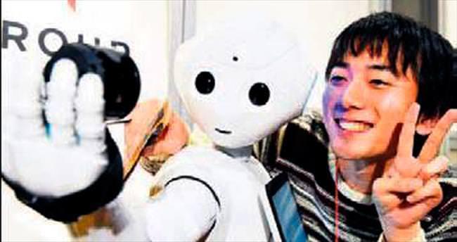 Kalbi olan robot bir dakikada bitti