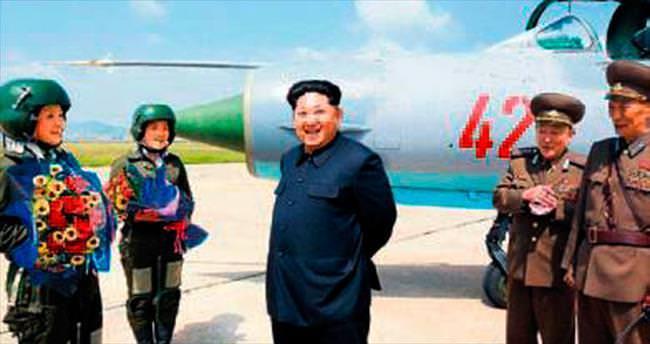 Kim'in ilk kadın savaş pilotları
