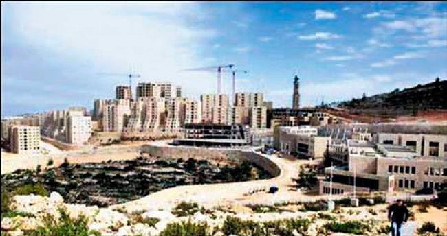 Ramallah'a 40 bin nüfuslu kent geliyor