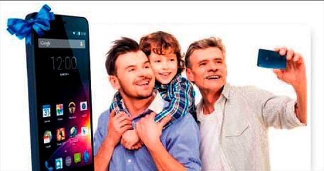 En baba tercih akıllı telefon