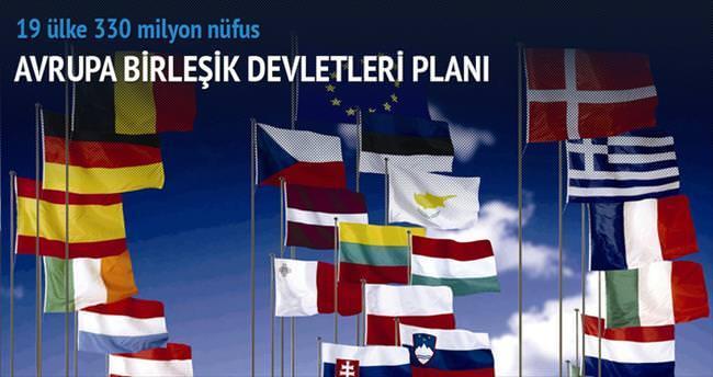 Avrupa Birleşik Devletleri planı