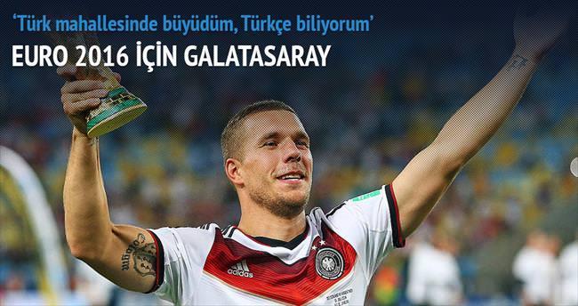 Euro-2016 için Galatasaray