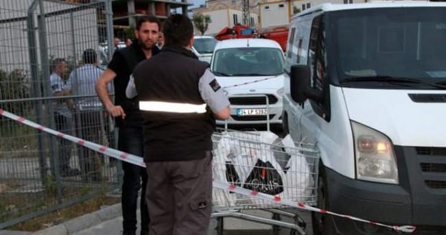 Başakşehir'de para nakil aracından soygun