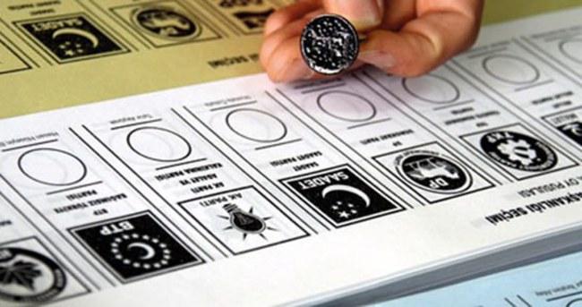 YSK oy pusulası ve zarfı için kağıt alacak